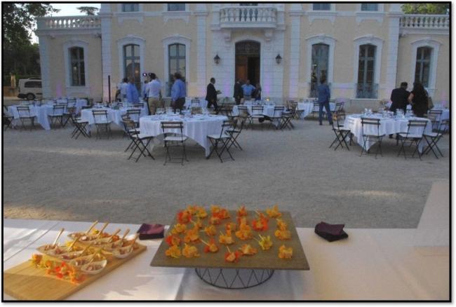 Soirée « Grand G7 été » au Château Paul Ricard : la Maison d'Eric a assuré !